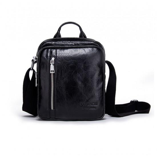 Мъжка кожена чанта