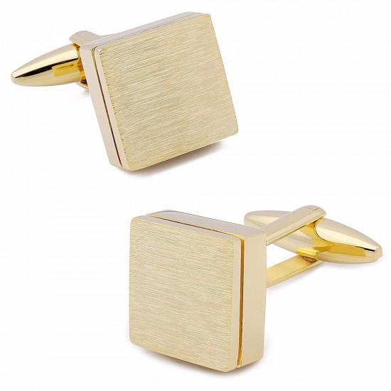 Квадратни златни бутонели