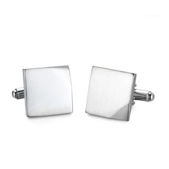 Квадратни матирани бутонели със заоблен ъгъл
