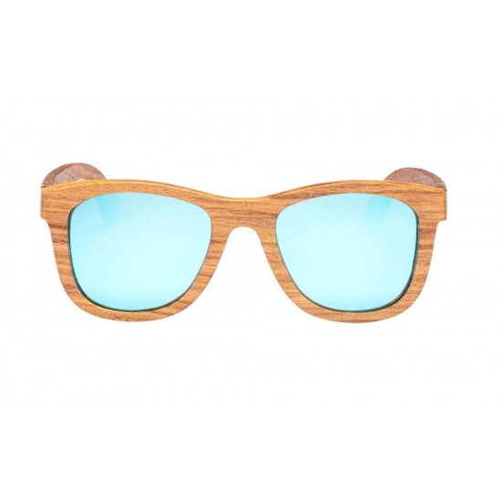 Мъжки слънчеви очила Zebra ice blue