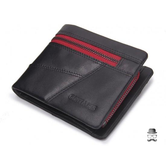 Мъжки кожен портфейл S-line