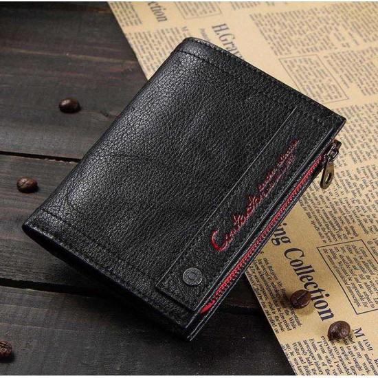 Мъжки кожен портфейл Luxos